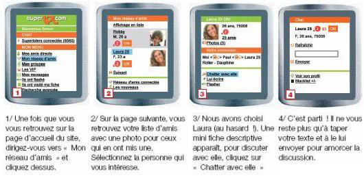 Site de rencontre chat mobile