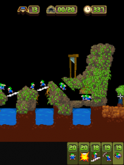 Lemmings Tribes