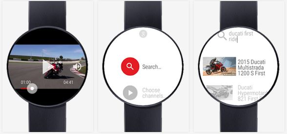 Video for Android Wear & Youtube