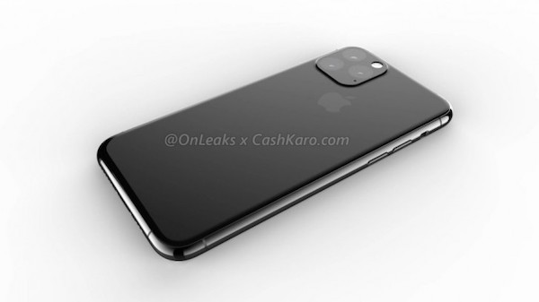 Apple iPhone 11 leak