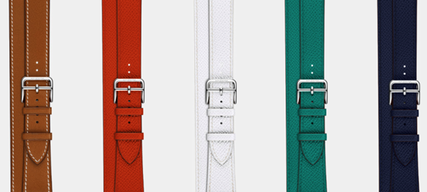 Bracelets Hermès pour Apple Watch
