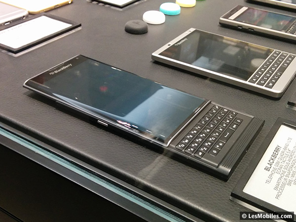 BlackBerry Priv Colette