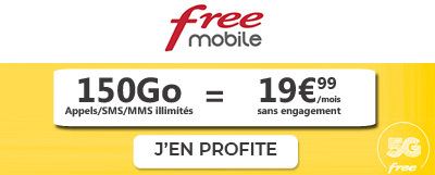 Free Mobile 5G