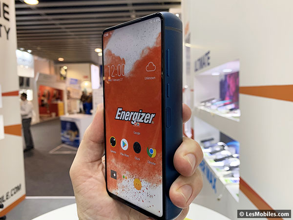 Energizer PowerMax P18K Pop