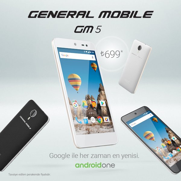 General Mobile GM5