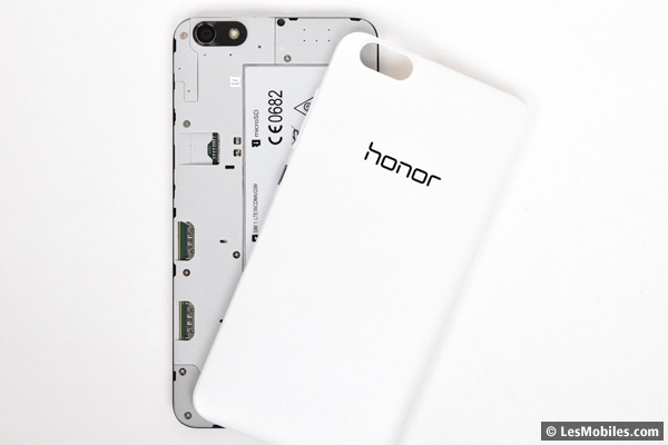 Honor 4X prise en main