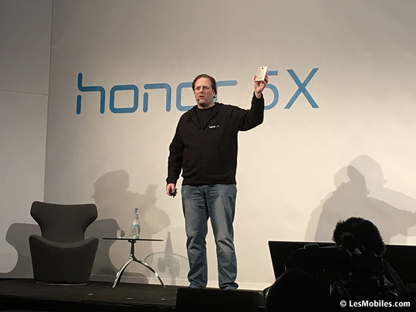 Honor 5X - Thorsten Doehlert