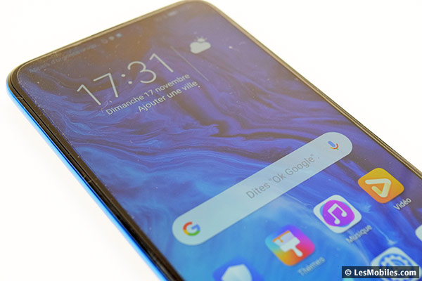Honor 9X prise en main