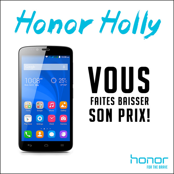 Honor Holly