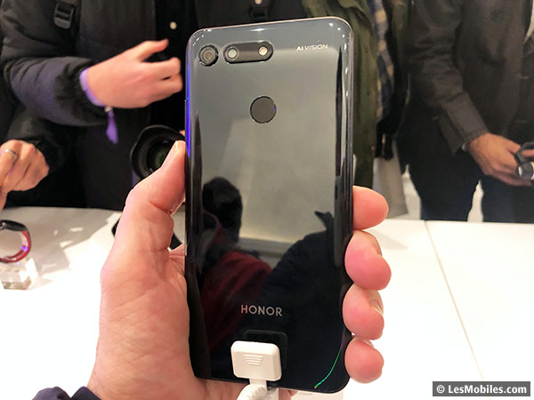 Honor View 20 conférence