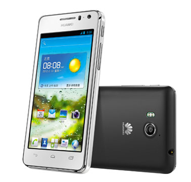 smartphone Huawei Ascend G600 Android 4,5 pouces