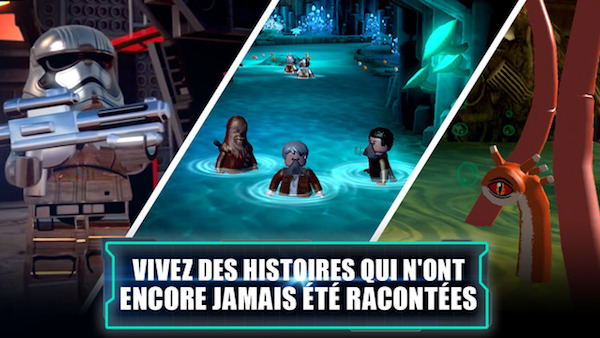 Lego Star Wars Le Reveil de la Force