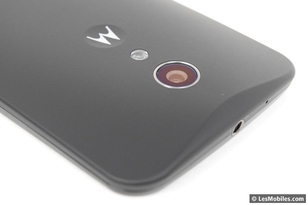 Motorola Moto G : appareil photo