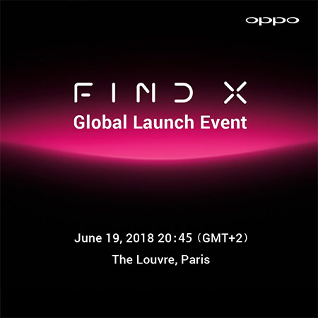 OPPO Finx X : Global Launch