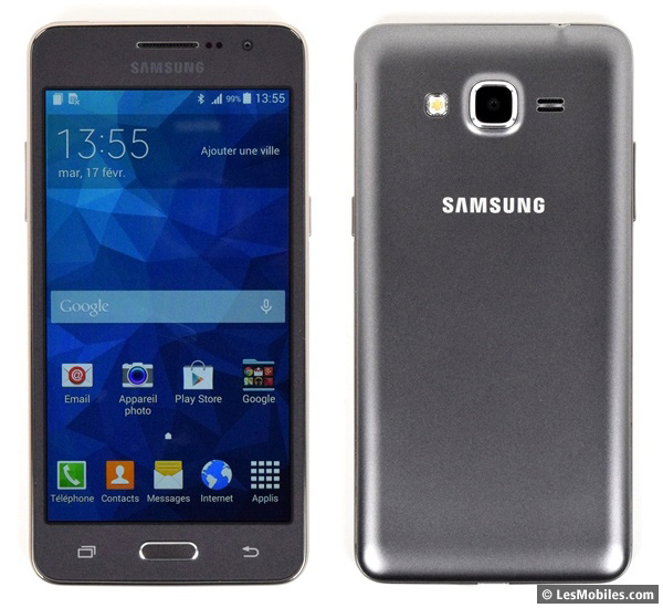 Samsung Galaxy Grand Prime prise en main