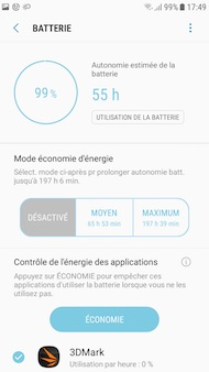Samsung Galaxy J5 (2017) performance