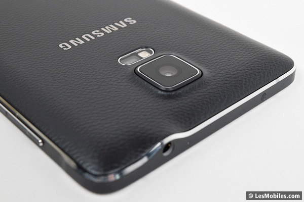 Galaxy Note 4 detail
