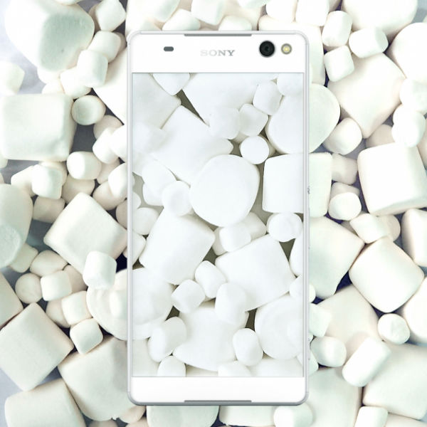 Sony Android 6.0 Marshmallow