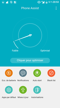 Wiko Ufeel : Phone Assist