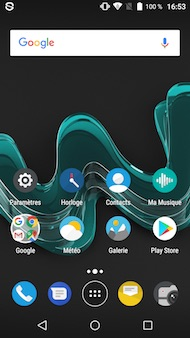 Wiko WIM interface