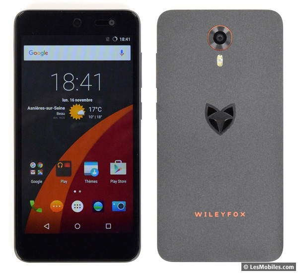 Wileyfox Swift prise en main