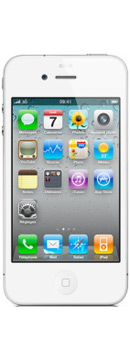 Apple iPhone 4 blanc (8 Go)