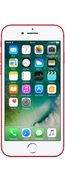 Apple iPhone 7 RED (128 Go)