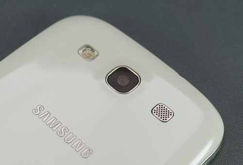 Test Samsung Galaxy S3 : capteur photo