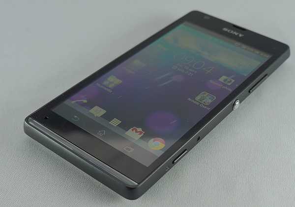 Test Sony Xperia SP