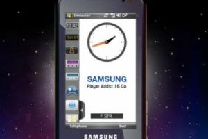 Samsung Player Addict 16 Go disponible chez SFR