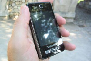Test : Samsung Player Style F480
