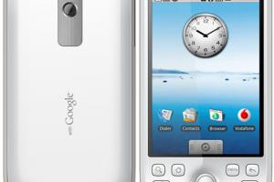 HTC Magic : prochain Google Phone G2 sous Android