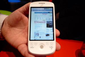 Le HTC Magic disponible sur le site de SFR