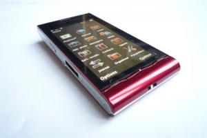 Test : Sony Ericsson Satio
