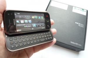 Test : Nokia N97 mini
