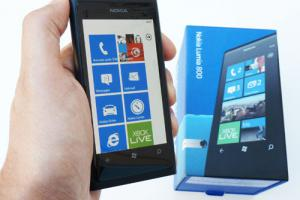 Test : Nokia Lumia 800