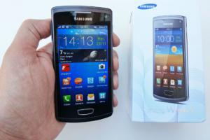 Test : Samsung Wave 3
