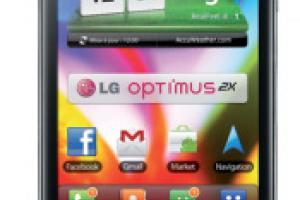 LG Optimus 2X à 0 euro chez Virgin Mobile