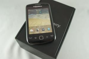 Test : BlackBerry Curve 9380