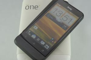 Test : HTC One V