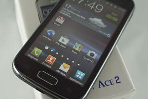 Test : Test Samsung Galaxy Ace 2