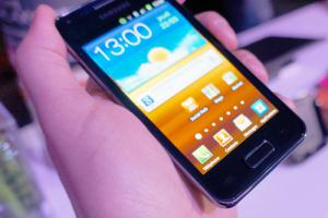 Le Samsung Galaxy S Advance disponible chez Orange