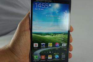 Test : Samsung Galaxy Mega 6.3