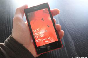 Nokia Lumia 520 disponible chez Free Mobile