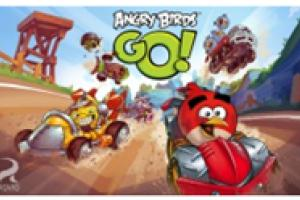 Angry Birds Go! est disponible sur iOS, Android, Windows Phone et BlackBerry 10