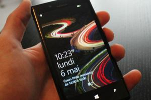 Test : Nokia Lumia 720