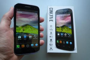 Test : Wiko Cink Five