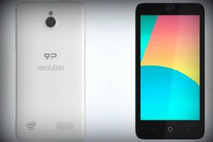 Geeksphone Revolution : le premier smartphone dual-boot, sous Firefox OS et Android ?