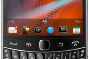 BlackBerry reprend la production du mythique Bold 9900