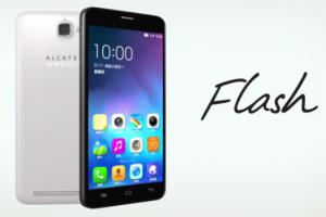 Avec le Flash, Alcatel OneTouch s'attaque au Galaxy Note 3 Neo